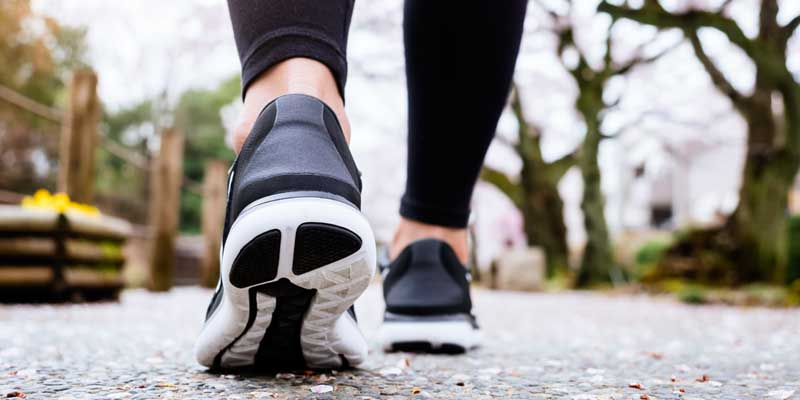 Can Training Shoes be Used for Walking?